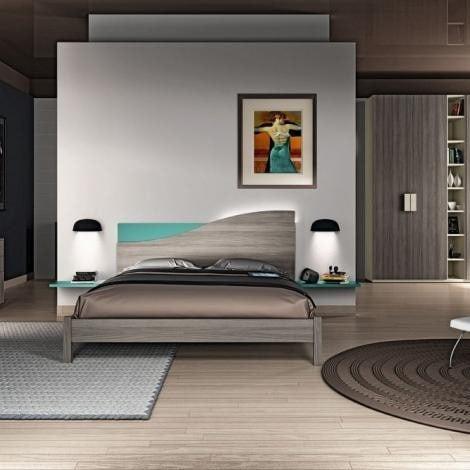 Луксозна модерна спалня модел Sunrise Volo от Arreda Casa