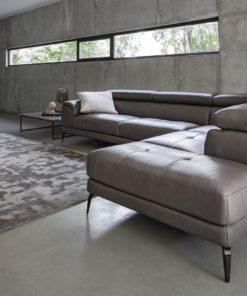 италиански модулен диван в модерен стил, модел Tiziano - Nicoline