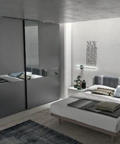 Луксозен италиански гардероб Tomasella cristal