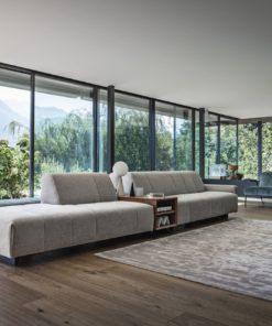 италиански модулен диван в модерен стил, модел Zara light - Nicoline