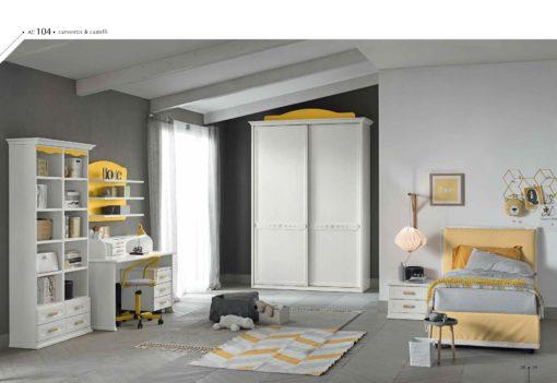 Луксозна италианска детска стая Arcadia 11