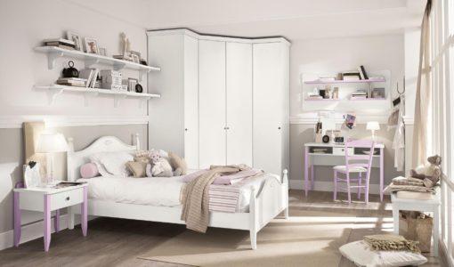 Луксозна италианска детска стая Arcadia 2