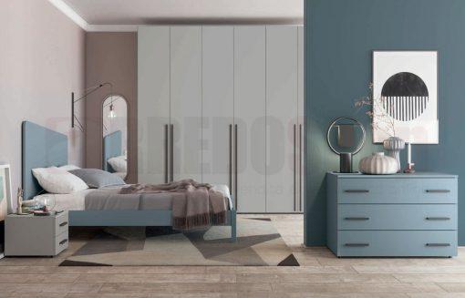 италианска спалня в модерен стил, модел Edge - Colombini casa