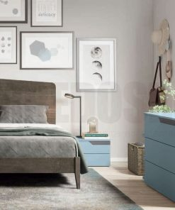 италианска спалня в модерен стил, модел Edge Plus - Colombini casa