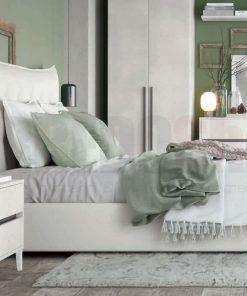 Италианска спалня модел Quiet от Arreda Casa, производител Colombini casa