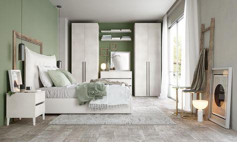 Луксозна модерна спалня модел Quiet от Arreda Casa